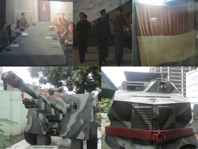 Bandung Museum Mandala Wangsit Siliwangi Gugur Peristiwa Tersebut Diabadikan Bentuk
