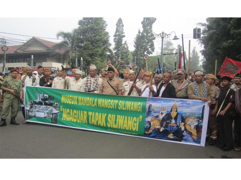 Bandung Museum Mandala Wangsit Siliwangi Kegiatan Car Free Day Dago
