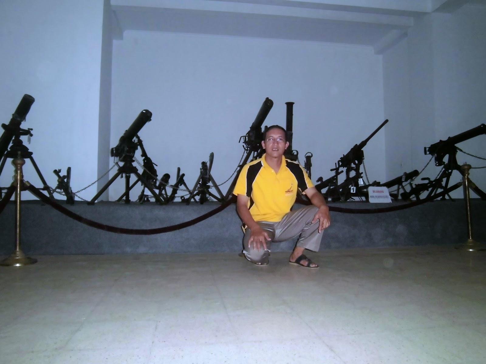 Firdaus Ubaidillah Agustus 2013 Museum Mandala Wangsit Siliwangi Dilengkapi Pula