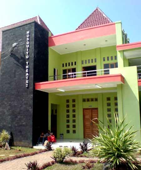 Museo Museums Oriflamme Museum Nyamuk Wangsit Mandala Siliwangi Kab Bandung
