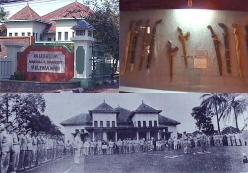 Museum Mandala Wangsit Bukti Sejarah Ketangguhan Pasukan Siliwangi Kab Bandung
