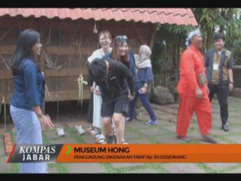Sebuah Museum Mainan Hadir Kabupaten Bandung Menyajikan Berbagai Permainan Tradisonal