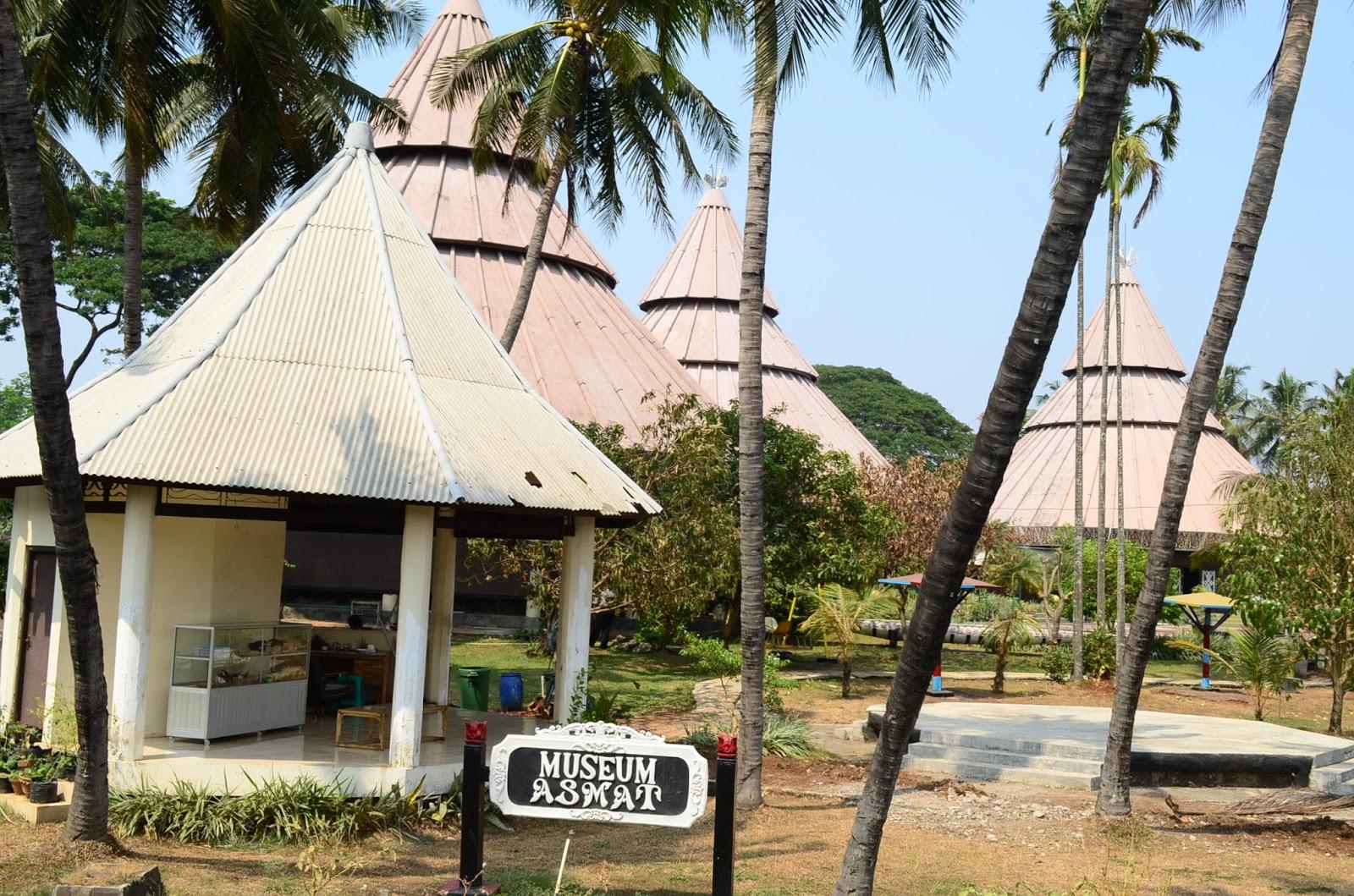 Visit Museums Indonesia List Tourism Asmat Museum Wangsit Mandala Siliwangi
