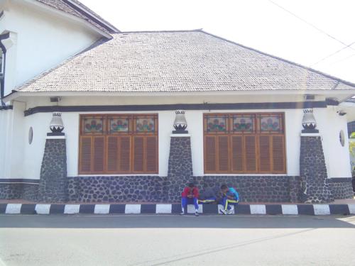 Gowes Sepeda Onthel Museum Diorama Purwakarta Bandung Diary Bale Panyawangan