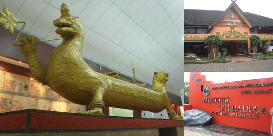 Kacapi Naga Maung Koleksi Terbaru Museum Sri Baduga Wisata Bandung