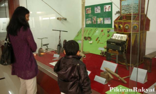 Kegiatan Anak Museum Sri Baduga Pikiran Rakyat Retno Hy Prlm
