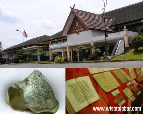 Mengenal Lebih Dekat Sejarah Jawa Barat Museum Sri Baduga Sebuah