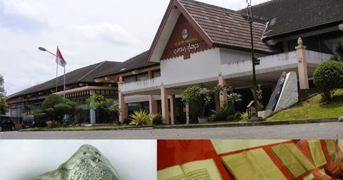 Mengenal Lebih Dekat Sejarah Jawa Barat Museum Sri Baduga Wisata