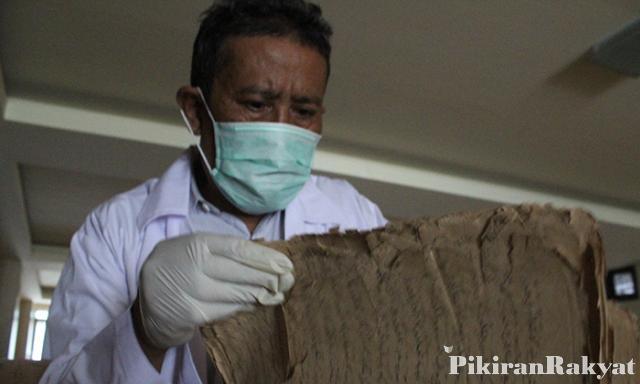 Museum Sri Baduga Nambah Lima Naskah Kuno Berusia Ratusan Musium