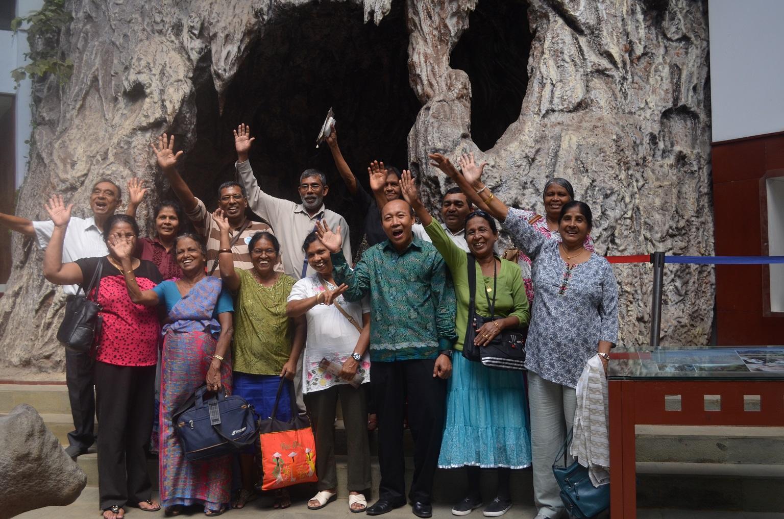 Uptd Pengelolaan Kebudayaan Daerah Jawa Barat Berlangsungnya Acara Milangkala Museum