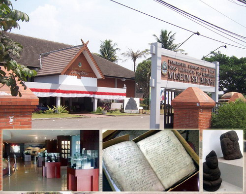 Wisata Alam Priangan Laman 11 Museum Sri Baduga Musium Kab
