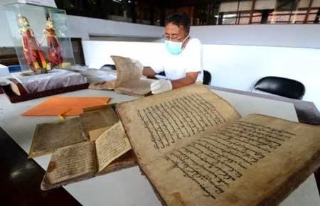 Wisata Sejarah Museum Sri Baduga Bandung Tempat Terbaik 5 Musium