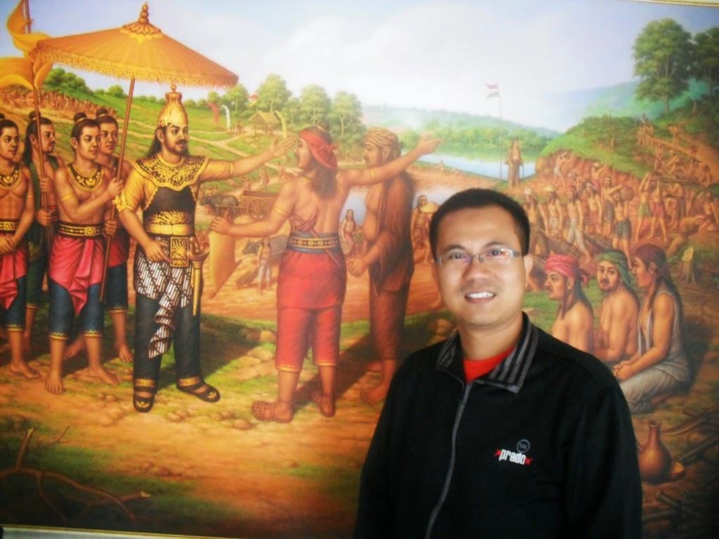 Wiyak Bumi Langit Museum Sri Baduga Bandung Bagi Traveller Mengunjungi