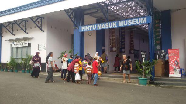 Berwisata Edukasi Museum Zoologi Bogor Ayo Musium Kab Bandung