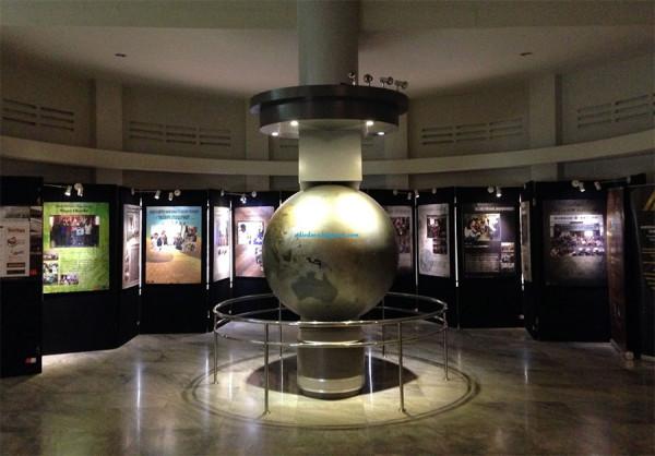 Informasi Wisata Puncak Salah Satu Sudut Museum Konferensi Asia Afrika