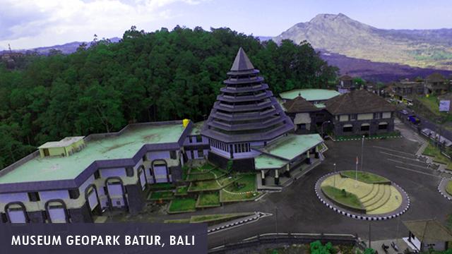 Museum Geologi Indonesia Kars Tsunami Geopark Batur Musium Zoologi Kab