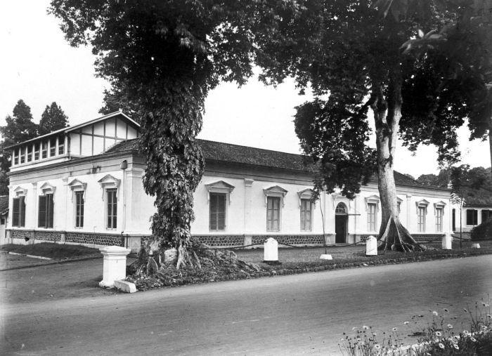 Museum Zoologi Bogor Wikipedia Bahasa Indonesia Ensiklopedia Bebas Musium Kab
