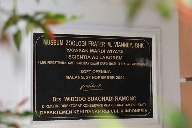 Museum Zoologi Frater Vianny Macigo Malang User Rating 3 75