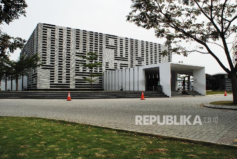 Masjid Al Irsyad Satya Pusat Keislaman Kabupaten Bandung Kota Parahyangan