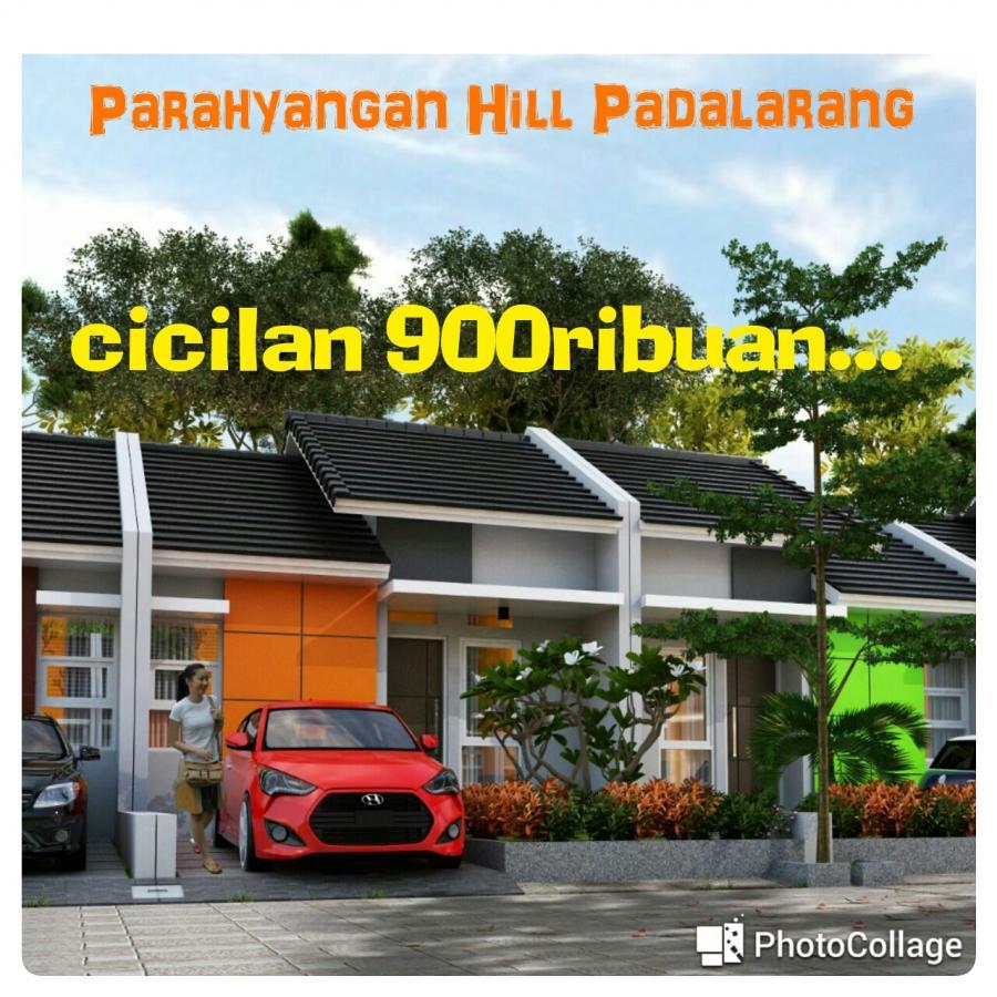 Rumah Dijual Komplek Kota Parahyangan Semi Real Estate Bandung Kabupaten