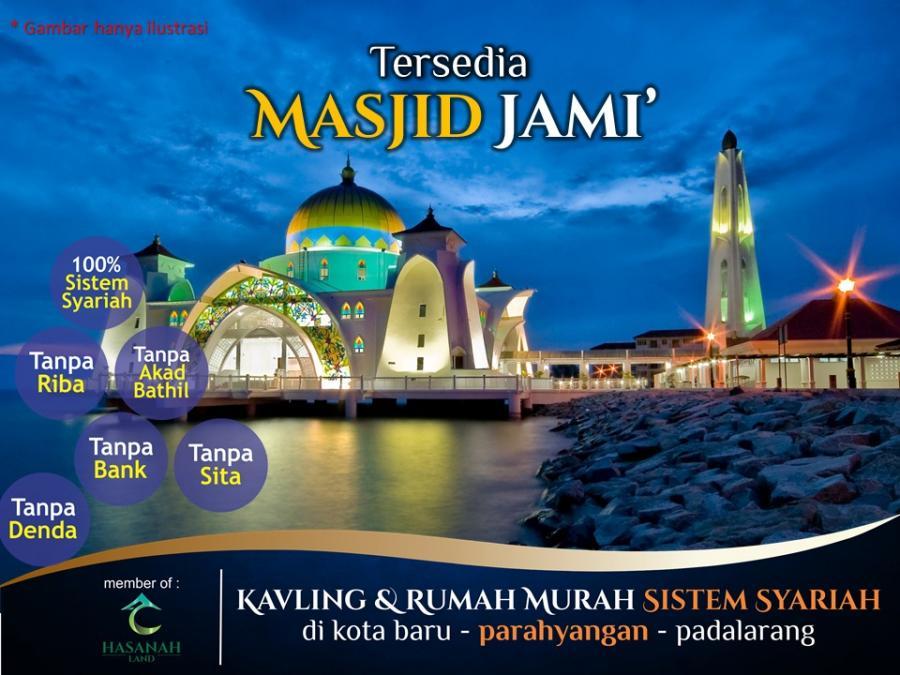 Rumah Dijual Properti Syariah Kota Islam Parahyangan Bandung 2 Padalarang