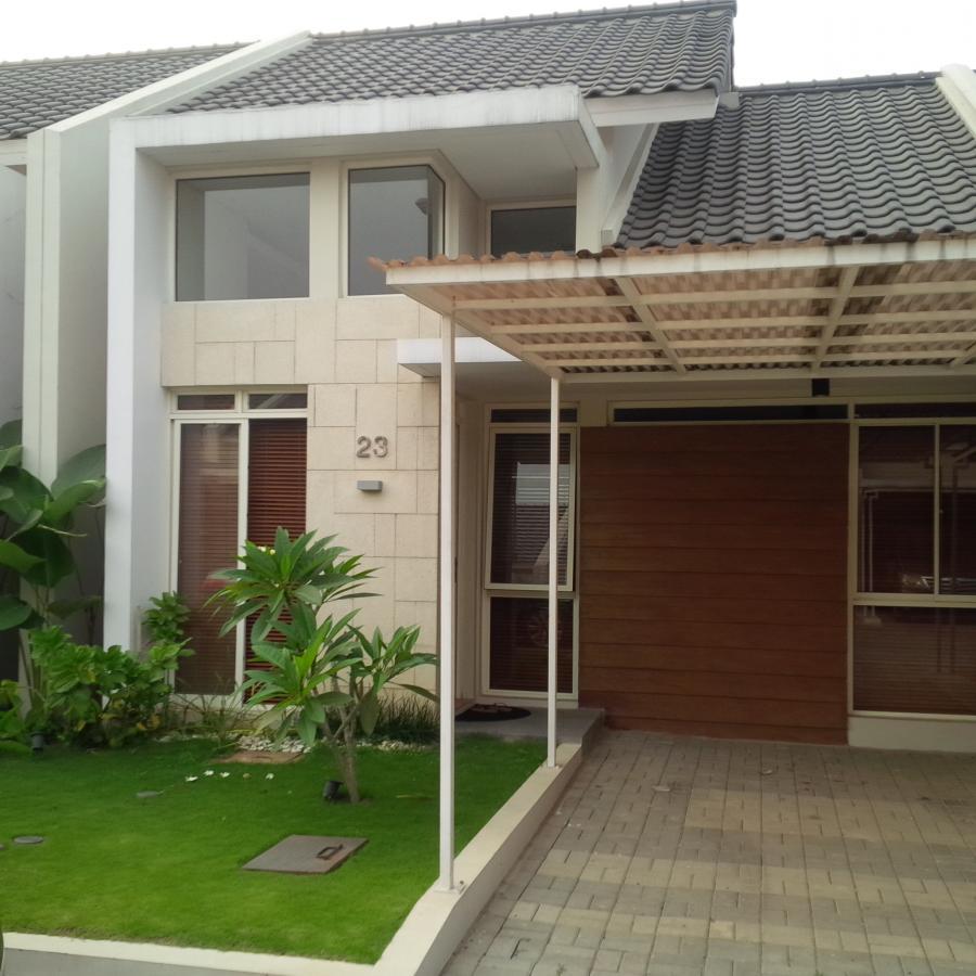 Rumah Disewakan Kota Parahyangan Bandung Cluster Purbasari Dijual Img 20150726