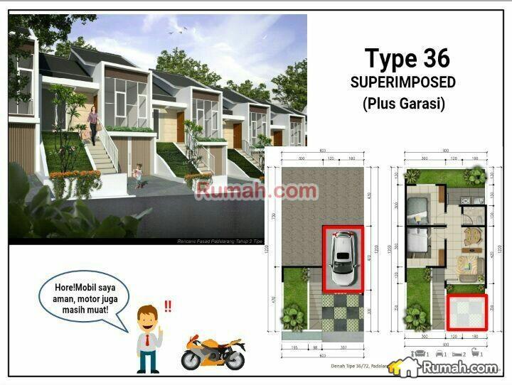 Rumah Minimalis Dp 30 Juta Dekat Kota Parahyangan Tol Jl