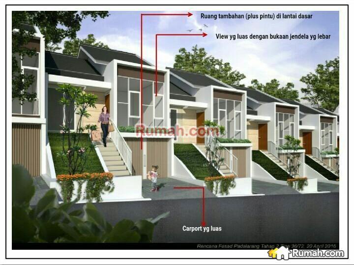 Rumah Minimalis Gland Padalarang Residence Dekat Kota Land 50524202 Parahyangan
