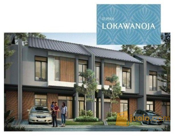 Rumah Murah Kota Parahyangan Kab Bandung Barat Jualo