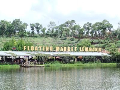 10 Foto Floating Market Lembang Bandung Harga Tiket Masuk Jalan