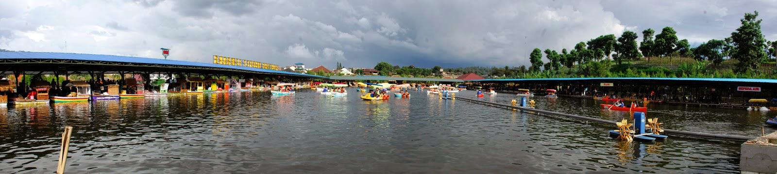 Awesome Floating Market Lembang Tempat Wisata Menarik Tidak Jauh Pasar