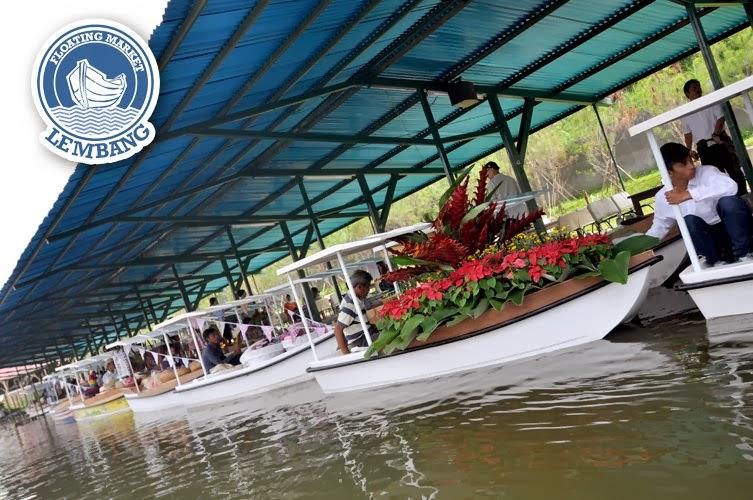 Backpacker Nekad Edisi Floating Market Lembang Waktunya Lupa Waktu Allegria