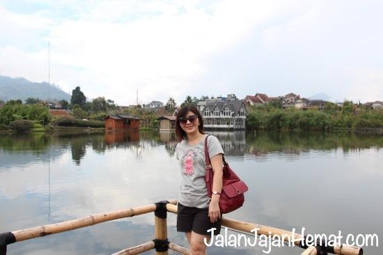 Floating Market Lembang Bandung Jalan Jajan Hemat Pasar Apung Kab