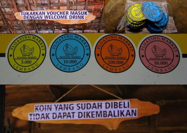 Floating Market Lembang Tempat Wisata Seru Bandung Koin Pasar Apung