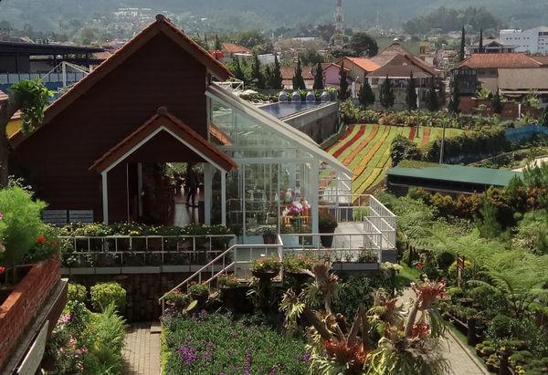 Floating Market Lembang Wisata Bandung Favorit Keren Abis Tempatnya Pusat