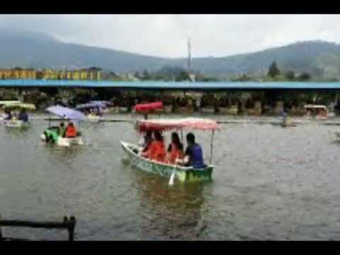 Floating Market Lembang Wisata Terapung Satu Satunya Bandung Youtube Pasar