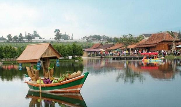 Harga Tiket Masuk Floating Market Lembang Bandung Trip Jalan Halo