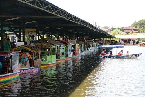 Villa Lembang Dekat Floating Market Bandung Pasar Apung Kab