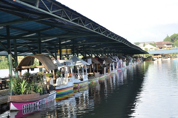 Wisata Bandung Floating Market Lembang Pasar Apung Kab