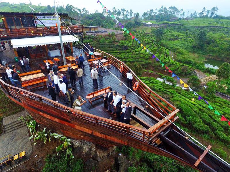 19 Fun Family Bandung Knew Existed 2 1 Glamping Lakeside