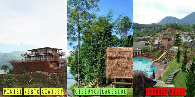 3 Tempat Wisata Ngehits Bandung Selatan Wisatajabar Pinisi Resto Glamping