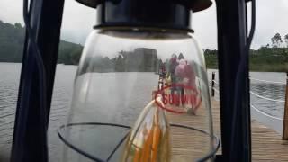 Gani Kurniawan Viyoutube Objek Wisata Pinisi Resto Glamping Lakeside Rancabali