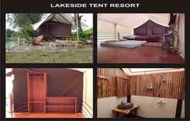 Glamping Lakeside Rancabali Reservasi Bantuan Tent Resort Pinisi Resto Kab