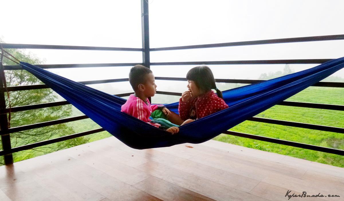 Glamping Lakeside Rancabali Resort Pinisi Resto Ciwidey Koper Bunda Kab