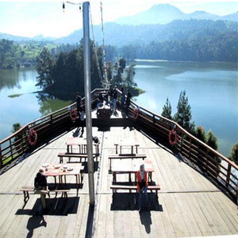 Jual Glamping Lakeside Wisata Bandung Selatan Kaskus Pinisi Resto Kab