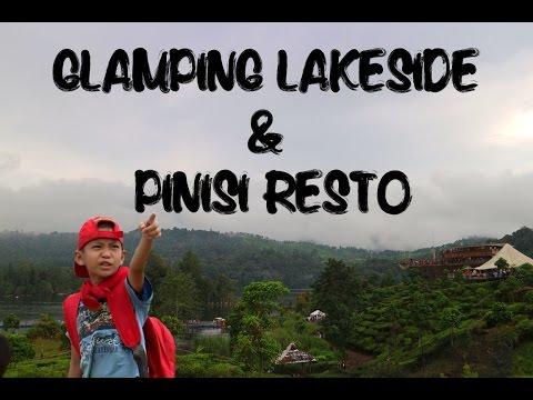 Mrm 6 Ketemu Bolang Glamping Lakeside Pinisi Resto Rancabali Kab