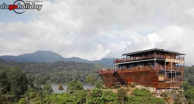 Objek Wisata Glamping Lakeside Ciwidey Dago Holiday Pinisi Resto Kab