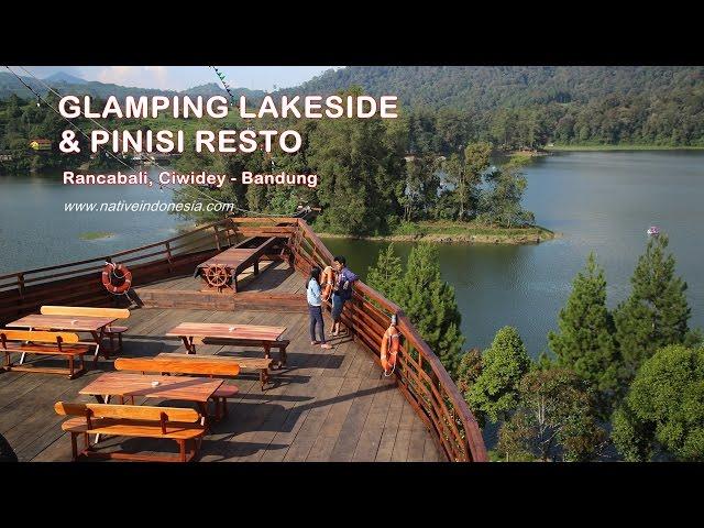 Patenggang Patengan Ciwidey Kab Bandung Travelerbase Pinisi Resto Glamping Lakeside