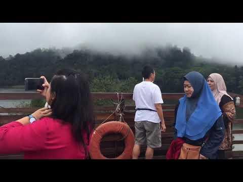 Pinisi Resto Glamping Lakeside Rancabali Bandung Youtube Kab