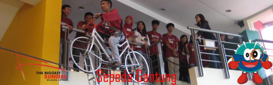 Biggest Sundial Puspa Iptek Bandung Kab
